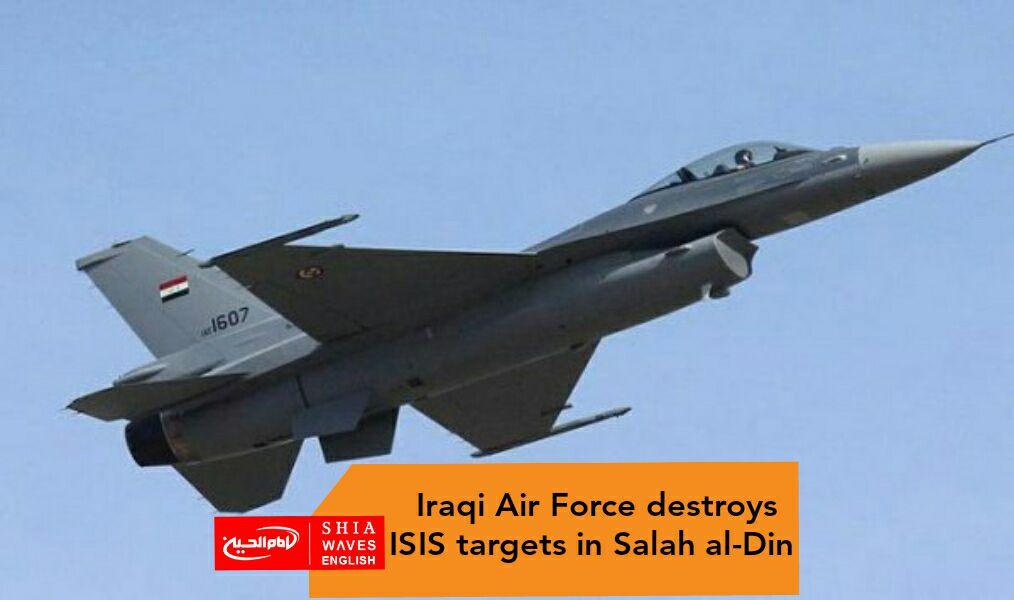 Photo of Iraqi Air Force destroys ISIS targets in Salah al-Din