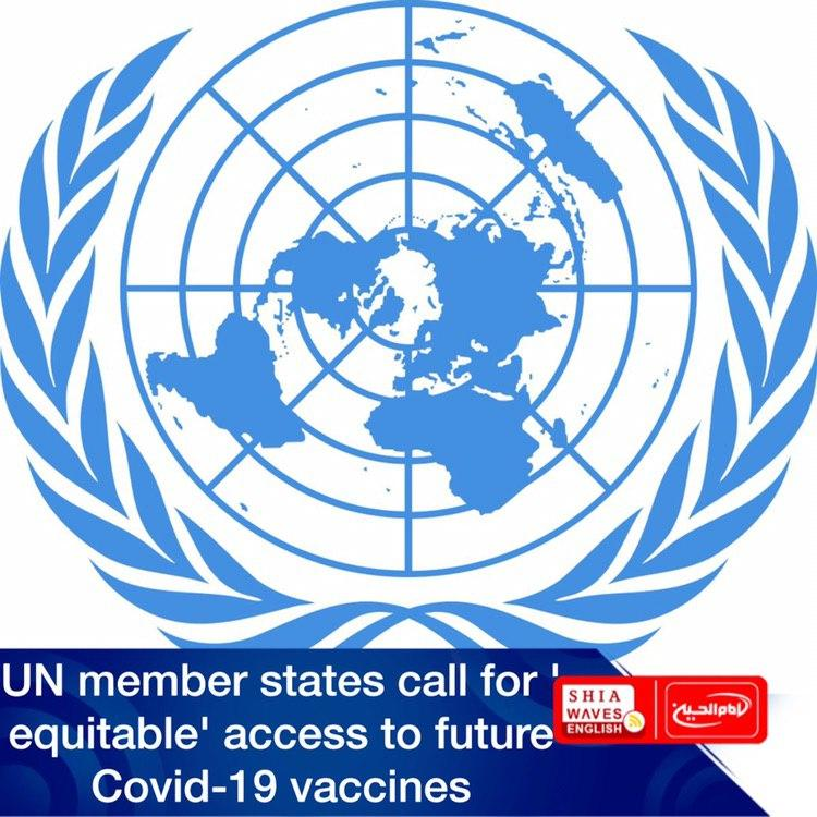 Photo of UN member states call for 'equitable' access to future Covid-19 vaccines