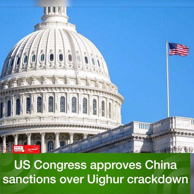 Photo of US Congress approves China sanctions over Uighur crackdown