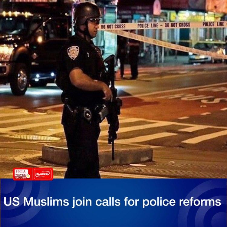 Photo of US Muslims join calls for police reforms