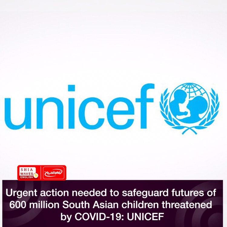 Photo of Urgent action needed to safeguard futures of 600 million South Asian children threatened by COVID-19: UNICEF