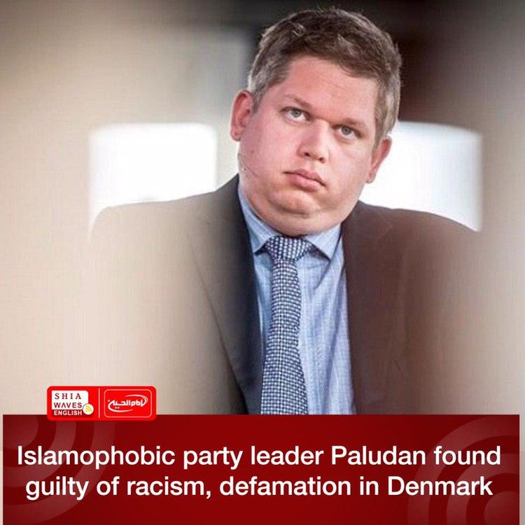 Photo of Islamophobic party leader Paludan found guilty of racism, defamation in Denmark