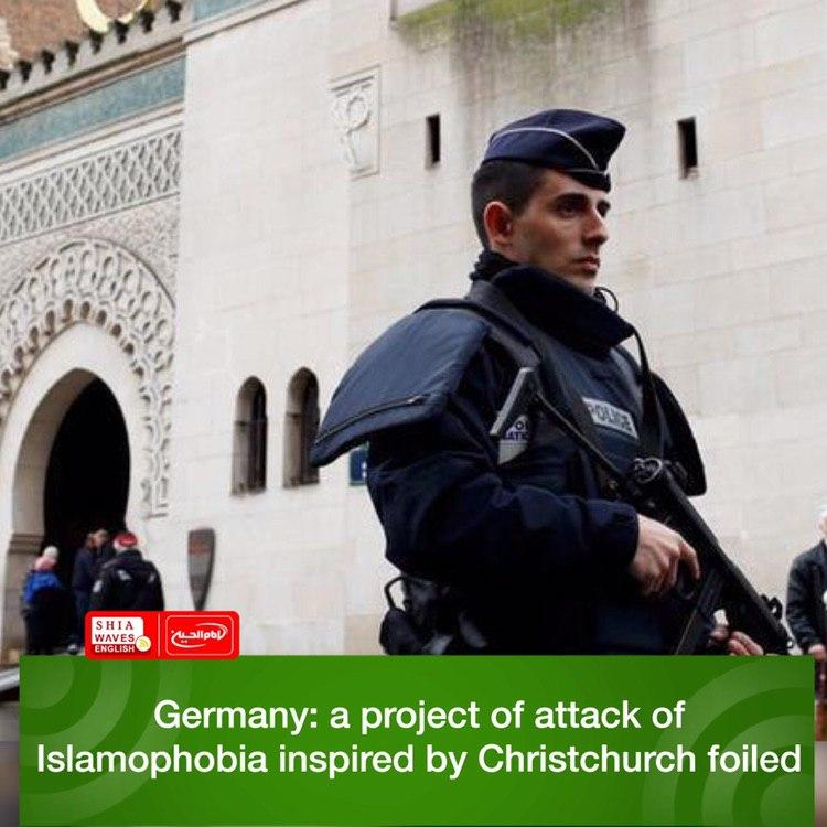 Photo of Germany: a project of attack of Islamophobia inspired by Christchurch foiled