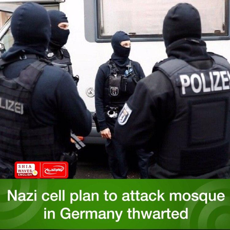 Photo of Nazi cell plan to attack mosque in Germany thwarted
