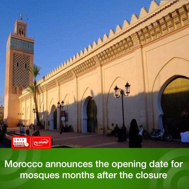 Photo of Morocco announces the opening date for mosques months after the closure