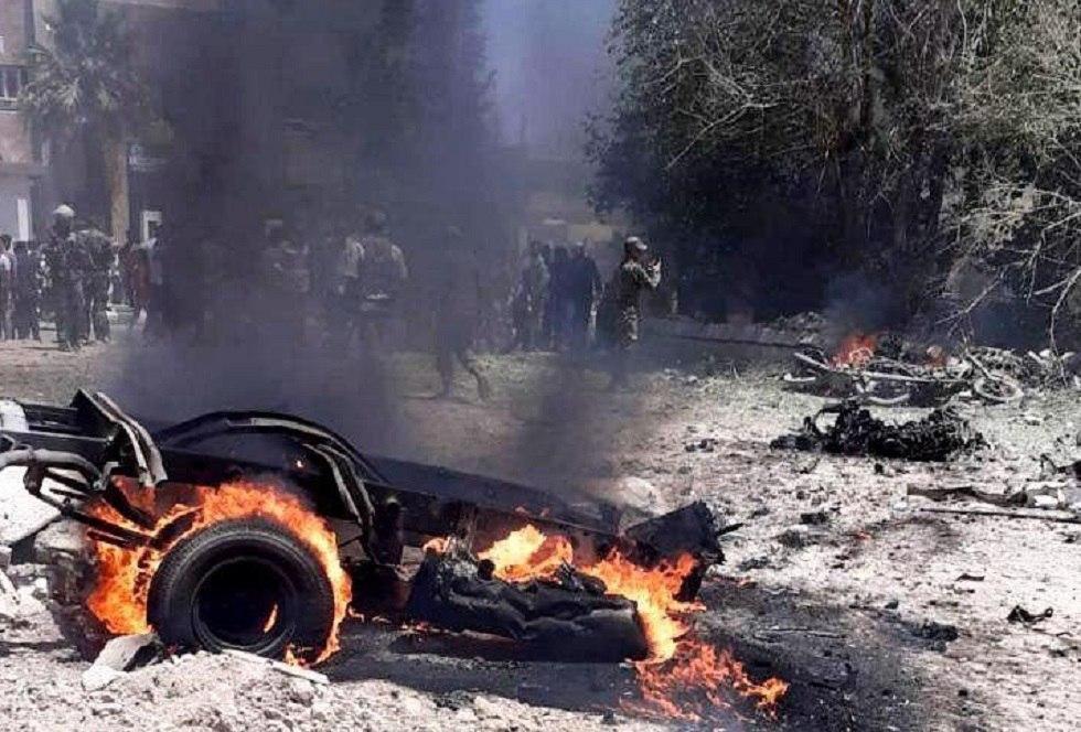 Photo of Bomb attack kills 2 civilians in Ras al-Ayn, Syria