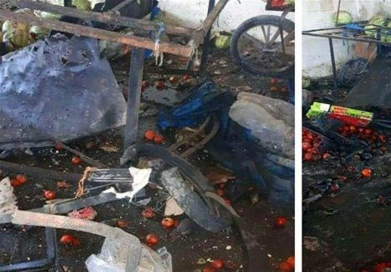 Photo of Eight civilians martyred in blast of booby-trapped motorcycle in Syria