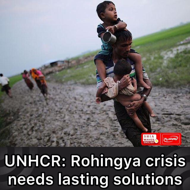 Photo of UNHCR: Rohingya crisis needs lasting solutions