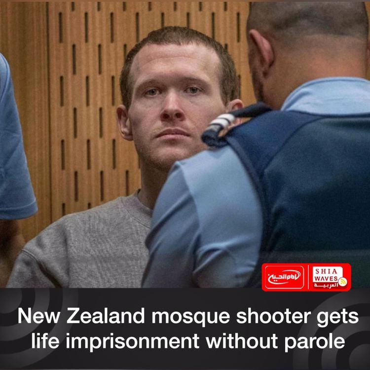 Photo of New Zealand mosque shooter gets life imprisonment without parole
