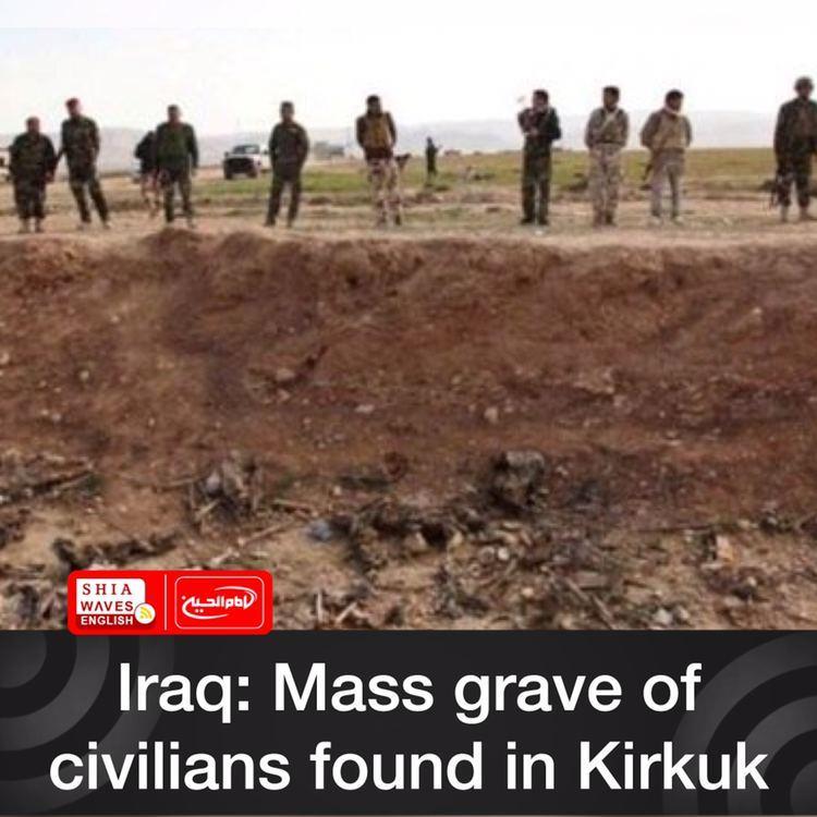 Photo of Iraq: Mass grave of civilians found in Kirkuk