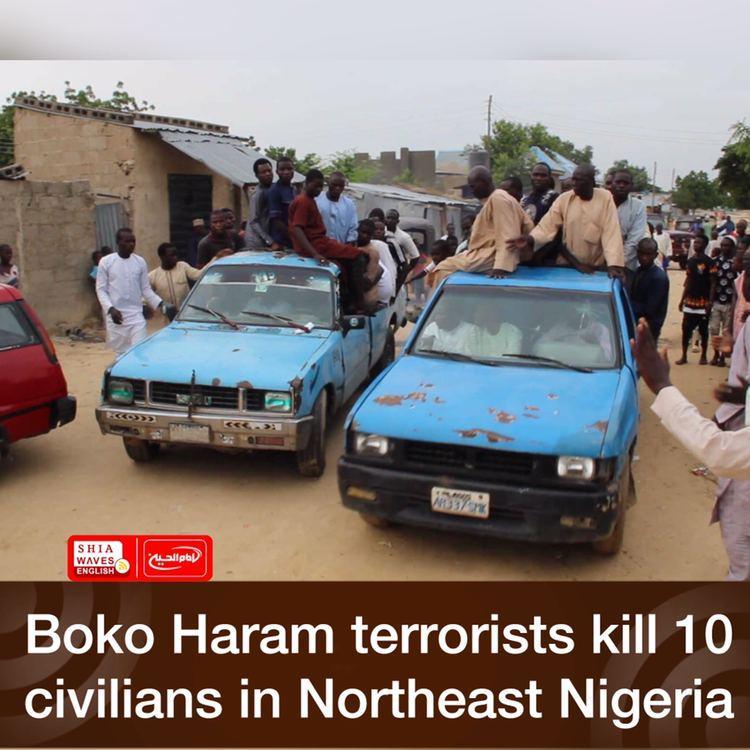 Photo of Boko Haram terrorists kill 10 civilians in Northeast Nigeria
