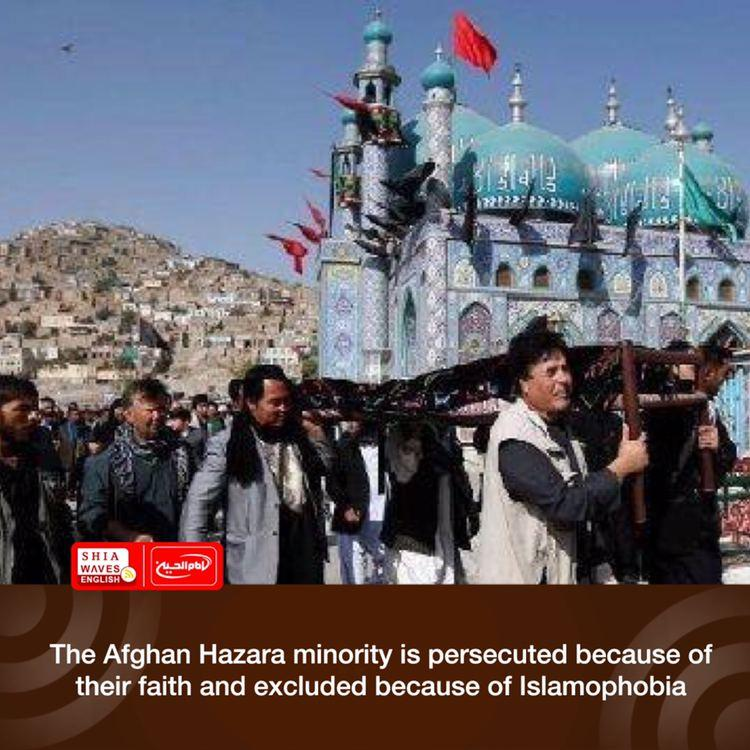 Photo of The Afghan Hazara minority is persecuted because of their faith and excluded because of Islamophobia