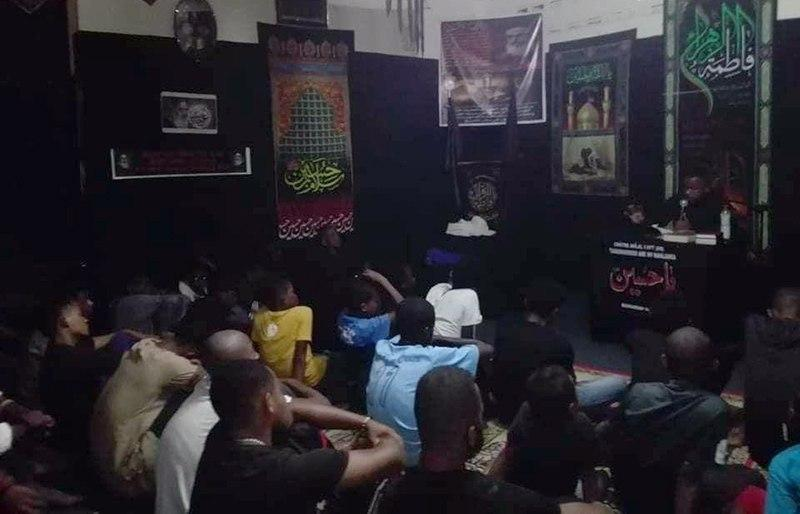 Photo of Ahlulbayt Center in Madagascar continues to establish mourning ceremonies for Imam Hussein