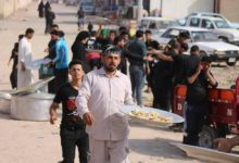 Photo of More than 1000 service tents in Dhi-Qar prepare to receive Arbaeen pilgrims
