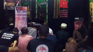 Photo of Commemoration of the martyrdom anniversary of Imam Hassan al-Mujtaba in Madagascar