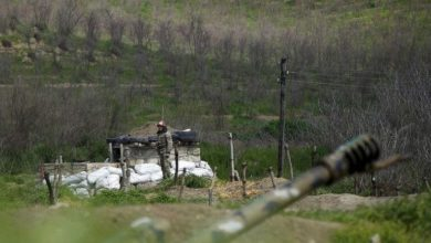 Photo of International Nonviolence Organization calls for an end to the war between Azerbaijan and Armenia