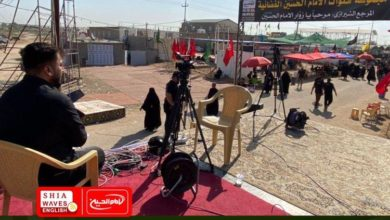 Photo of Imam Hussein Media Group continues its coverage of the Arbaeen Pilgrimage