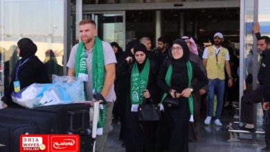 Photo of Najaf airport resumes flights carrying Arbaeen pilgrims