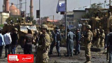 Photo of 38 dead and wounded in eastern Afghanistan bombing