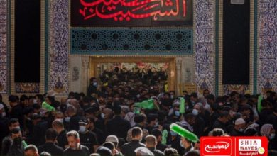 Photo of Holy Karbala receives pilgrims from Arab and foreign countries to perform the Arbaeen Pilgrimage, amid preventive measures