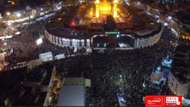 Photo of More than 14 million pilgrims revive Arbaeen this year