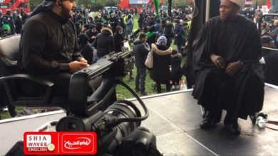 Photo of Various communities participate in Arbaeen procession in London