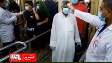 Photo of Positive signs of decrease in Covid-19 infections in Iraq after the Arbaeen Pilgrimage
