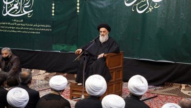 Photo of Grand Ayatollah Shirazi recommends continuing to revive the Husseini culture throughout the year