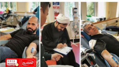 Photo of Newcastle Muslim community's heartwarming gesture that will help to save lives