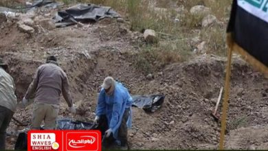 Photo of Iraq: Mass grave of victims killed by ISIS found in Kirkuk