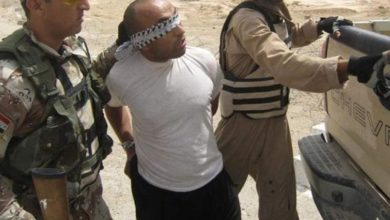 Photo of Iraqi security forces arrests five ISIS terrorists in Kirkuk