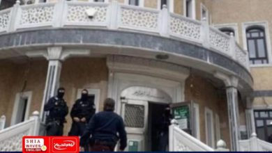 Photo of Muslims criticize German police for entering mosque with shoes