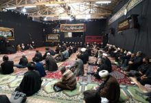 Photo of Martyrdom anniversary of Imam Hassan al-Askary revived in the house of Grand Ayatollah Shirazi