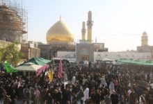 Photo of Shias worldwide commemorate martyrdom anniversary of Imam Hassan al-Askary