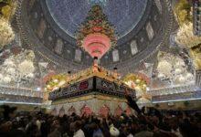 Photo of Five million pilgrims participated in revival of martyrdom anniversary of Imam Hasan al-Askary in Samarra