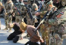 Photo of Dangerous terrorists arrested in Kirkuk