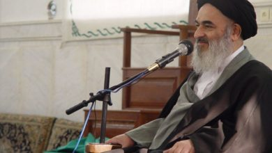 Photo of Grand Ayatollah Shirazi: Know the Prophet of Mercy and his true life through his family, not from those who are hostile to them