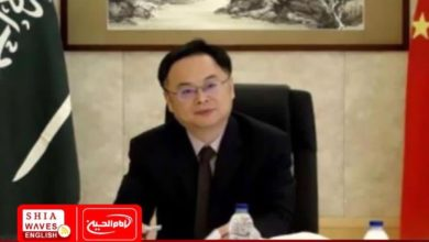 Photo of Chinese Ambassador to Saudi Arabia: Pray for those who send mercy to the worlds