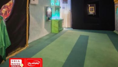 Photo of Permanent exhibition in Babylon for artifacts and valuables of Imam Hussain Holy Shrine Museum