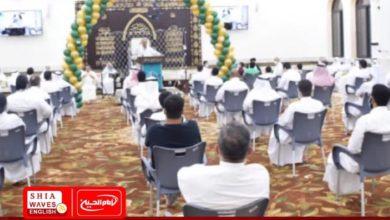 Photo of Al-Qatif celebrates the birth anniversary of the Prophet and Imam al-Sadiq