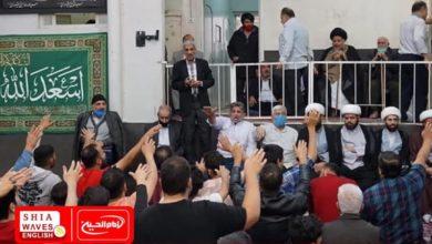 Photo of Celebrations for birth anniversary of Prophet Muhammad and Imam al-Sadiq at the house of Grand Ayatollah Shirazi