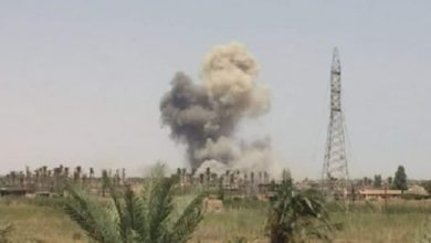 Photo of Five people, including a woman, killed and wounded in two explosions in Diyala