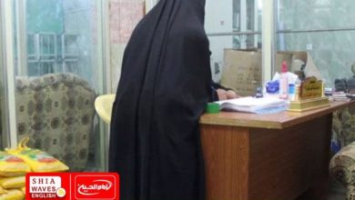 Photo of Humanitarian campaign targeting families of orphans and the oppressed in Karbala