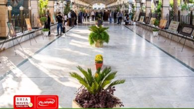 Photo of Karbala hosts exhibition of paintings on the character of the Noble Prophet