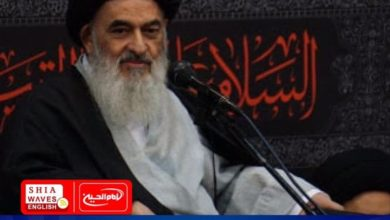 Photo of Grand Ayatollah Shirazi specifies date of celebrating the birth anniversary of Imam al-Askary