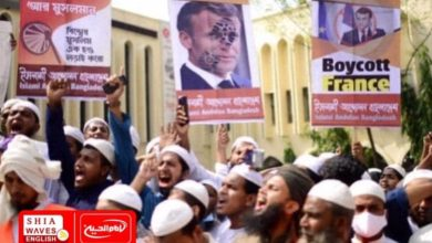 Photo of France demands Pakistan rectifies Macron Nazi jibe