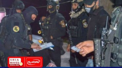 Photo of Iraqi forces arrest five ISIS terrorists