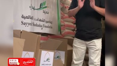 Photo of Sayyed al-Shuhada Committee distributes financial aid and food baskets to the poor in East Africa