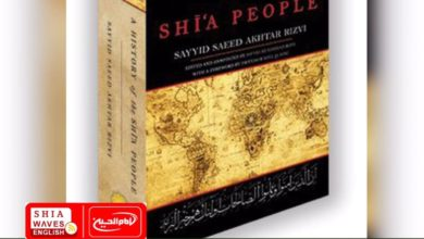 Photo of 'A History of the Shi'a People' book by Sayyid Saeed Akhtar Rizvi released
