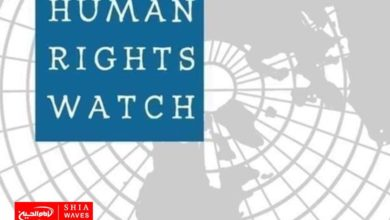 Photo of Human Rights Watch calls for halt to arms sales to Egypt
